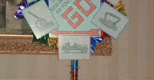 "monopoly Decorations Centerpieces | Monopoly"" Theme ..."