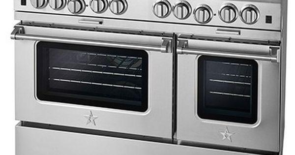 Bluestar Platinum Series 48 Freestanding Gas Range 8 Burners Stainless Steel Cooking Range Kitchen Kitchen Appliances