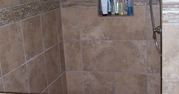 Doorless shower design doorless 4x5 shower stall for 4x5 bathroom ideas