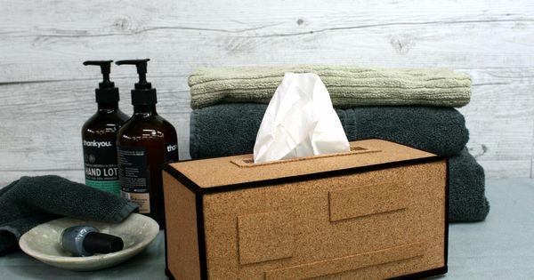 Captivating Http://www.handsonworkshop.com.au/diy Tutorial Cork Tissue Box Covers/ |  Projets à Essayer | Pinterest | Tissue Box Covers, Box Covers And Tissue  Boxes