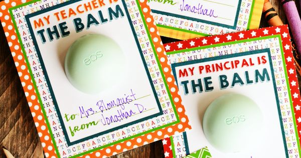 for Teacher Appreciation Week | Perfect for all of your school staff ...