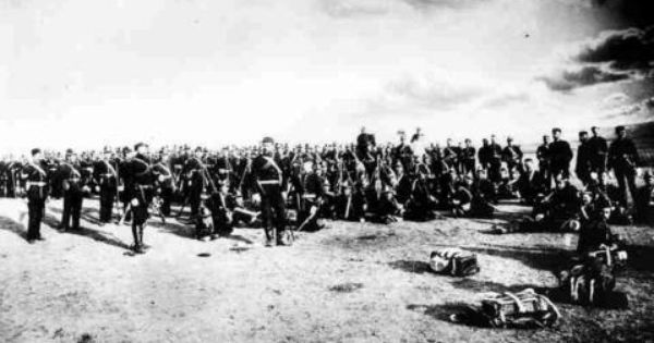Canadian History. The NorthWest Rebellion of 1885