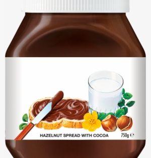 Nutella More Nutella Label Template 3062669 Nutella Nutella Label Nutella 1kg