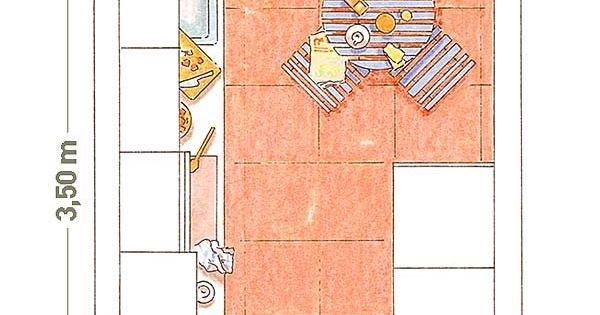 Cocinas peque as con planos kitchens kitchen design and for A s home design kirkintilloch