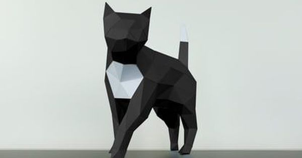 Pin Auf Low Poly Paper Models