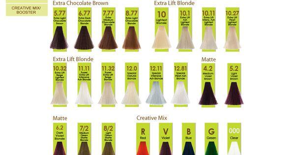 Macadamia Oil Cream Color 100ml Shades Extra Blonde