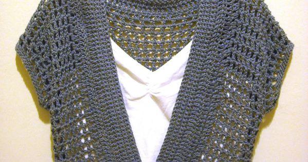 Free Crochet Shrug Patterns The Handmade Way: The Short ...