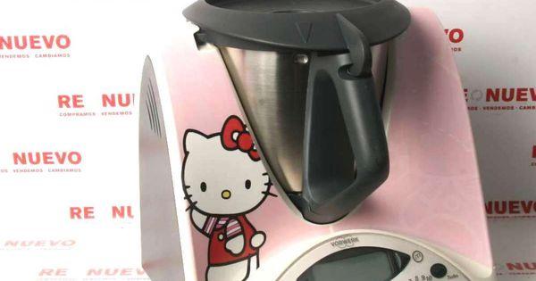 Robot de cocina de segunda mano thermomix tm31 e278585 for Decoracion hogar segunda mano