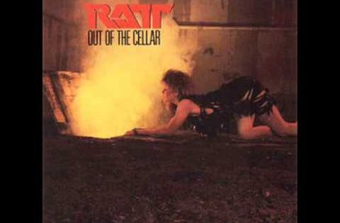 Ratt Out Of The Cellar Full Album Vinyl 1984 Rock Album Covers Vinyl Record Album Metal Albums