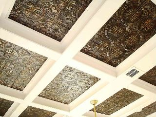 Tin Ceilings By The Tinman Chelsea