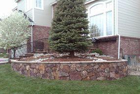 Masonry Denver Brick Repair Masonry Contractor Retaining Wall Backyard Decor Masonry Contractor