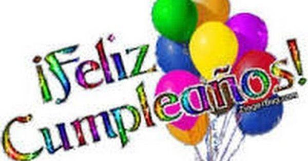 """Cumpleaños Feliz"" (Happy Birthday Song Spanish Version"