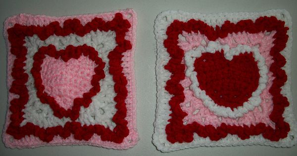 101 Crochet Stitches Jean Leinhauser : Squares, Galleries and Change 3 on Pinterest