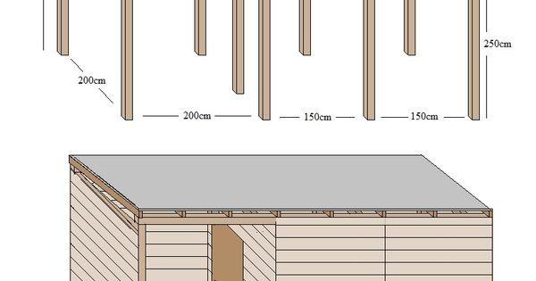 schuppen selber bauen carport und gartenhaus pinterest. Black Bedroom Furniture Sets. Home Design Ideas