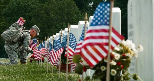 what is memorial day facts
