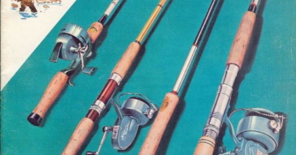 1963 south bend fishing tackle supplies catalog fishing for Bob fish west bend
