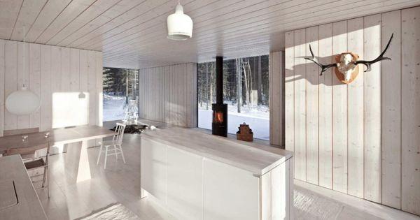Eco Chic Home Design: Amazing Finland Cabin! | Cabin, Finland and Architects