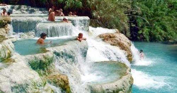 MINERAL BATHS, TUSCANY ITALY Next time I am in Italy I will