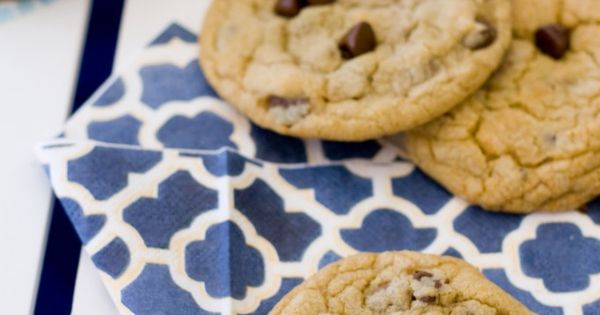 Bakery Style Chocolate Chip Cookies | Recipe | Best chocolates, The o ...
