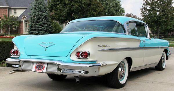 Image Result For 1958 Chevrolet Belair 2 Door Hardtop Sport Coupe Chevrolet Bel Air Chevy Bel Air Chevrolet