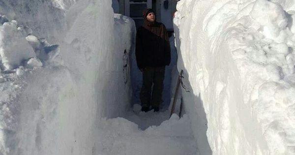 Calumet, Michigan (Upper Peninsula) - February 2014 ...