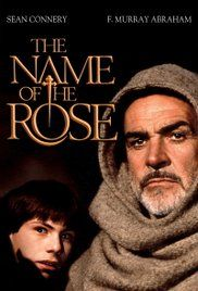 Il Nome Della Rosa Poster Movie Posters Sean Connery Christian Slater