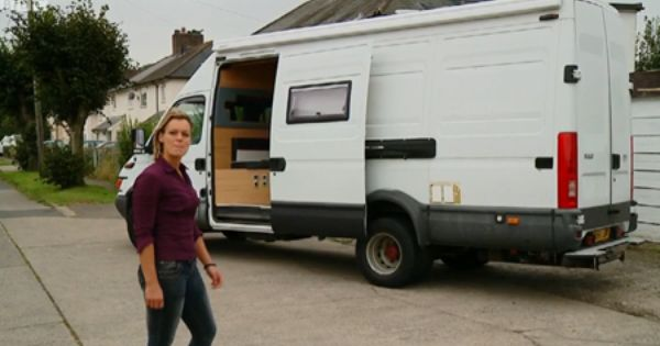 When Her Van Conversion Fails To Live Up To Expectations Joanne Calls In The Legalizer For Help And Our Practical Mot Motorhome Recreational Vehicles Newell