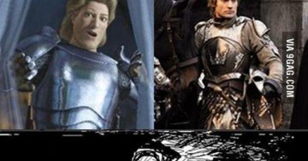 Game Of Thrones Meets Shrek | Game Of Laughs | Pinterest ...