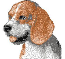 Free Beagle Machine Embroidery Design Machine Embroidery Design