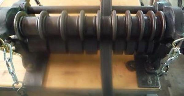 leather creaser machine