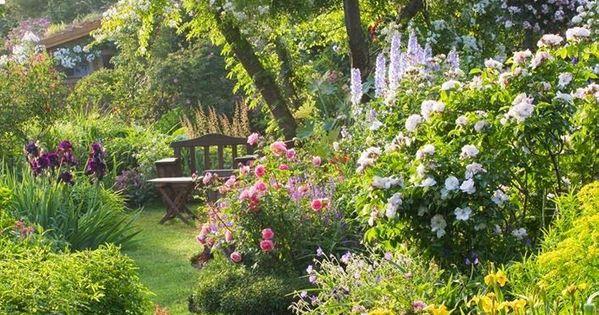 40 inspirations pour un jardin anglais est 2015 jardins for Arbustes pour jardin anglais