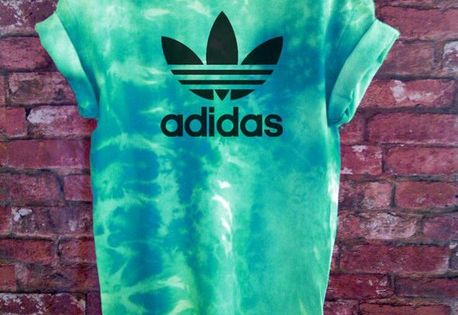 Green Adidas Tshirt Style Pinterest Adidas Adidas
