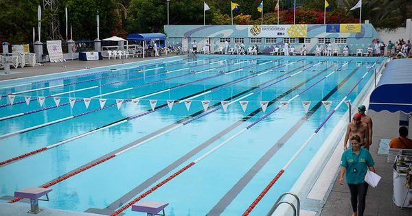 C n las palmas pool gran canaria canarias swim nadar for Piscina municipal puerto de la cruz