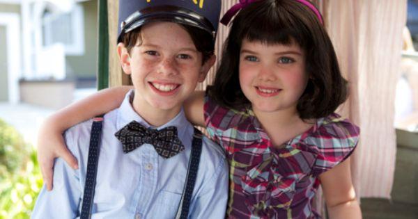 Alfalfa and Darla looking adorable! #LittleRascals | The ...