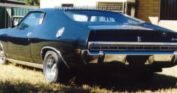 Grant S Ford Landau Coupe Aussie Muscle Cars Classic Cars Muscle Fairlane
