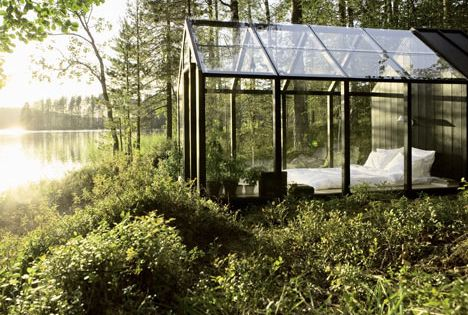 Glass House of my Dreams :) or Bedroom!
