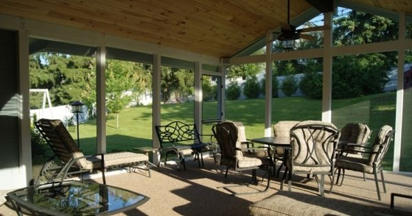 Screened In Porch Addition Patio Becomes Screened In Porch In 2020 Patio Screened In Porch Porch Addition