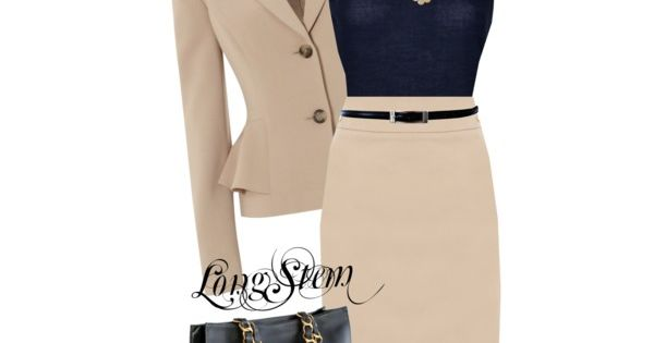 A business fashion look featuring MANGO blouses, Linea jackets and Oasis skirts.