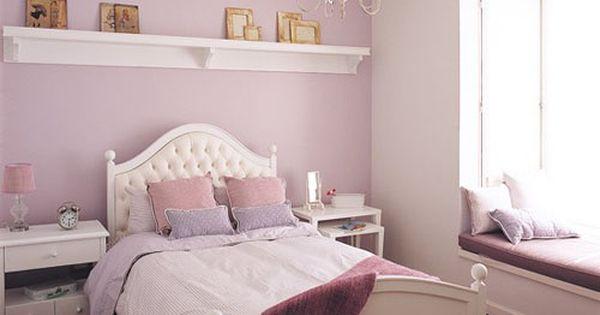 Pinturas para dormitorios de mujer buscar con google - Decoracion pintura dormitorios ...