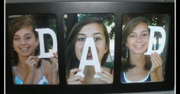 Super cute idea for Dad. Thanks @MeandMyPinkMixer: Cute and Easy Father's Day