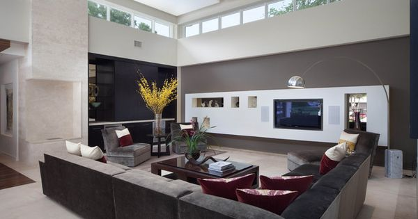 465 Modern Style Living Room Designs Furniturex Net Modern Interiors Pinterest Moderno Decorazioni E Salotti Moderni