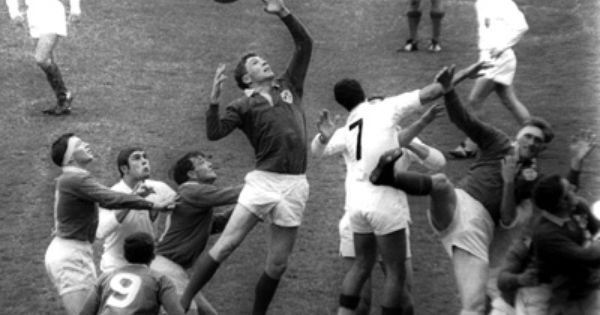 Ken Goodall Rugby Union And League Player Capped 19 Times By Ireland Was Selected As A Replacement For The 1968 Lions Tour Rugby League Rugby Union League