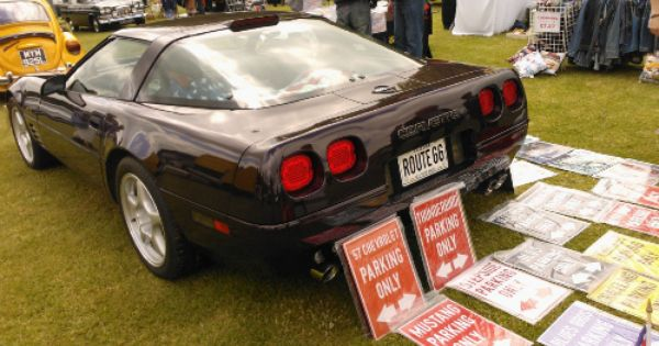 1991 Zr1 C4 Corvette Stingray This 1990 95 Coupe Used A 375 Bhp