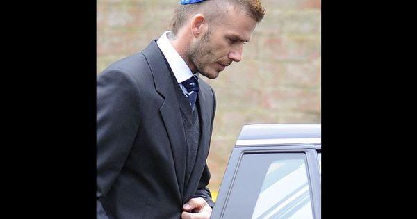 David Beckham Je Me Sens A Moitie Juif