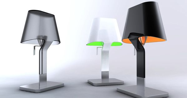 Lamp series iverlight sketch design singapore 3d for Small led lights for crafts michaels