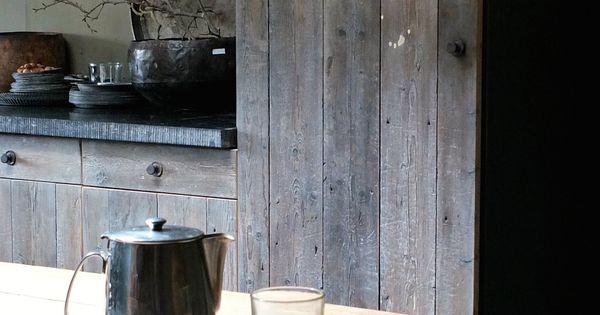 Binnenkijken bij tanya keuken keukens en huisdecoratie - Oude huisdecoratie ...