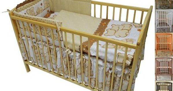 5k Zestaw Lozeczko Materac Posciel Ochraniacz 8el 6572074453 Oficjalne Archiwum Allegro Furniture Home Decor Decor