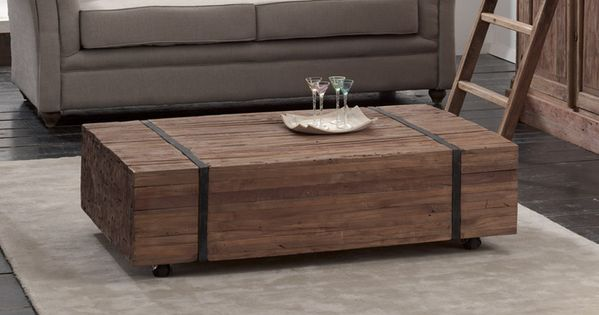 table basse trinidad coktail scandinave home pinterest. Black Bedroom Furniture Sets. Home Design Ideas