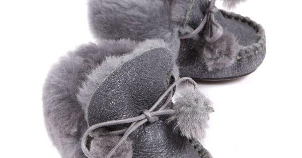 tiny grey boots!