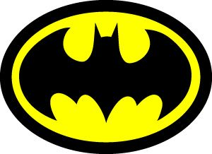 Build Your Own Batman Costume Printable Batman Logo Batman Logo